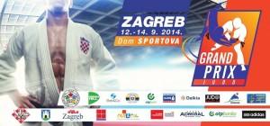 Judo GP Zagreb 2014