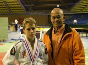 Eerste NK medaille