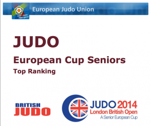 European Cup Seniors London 2014