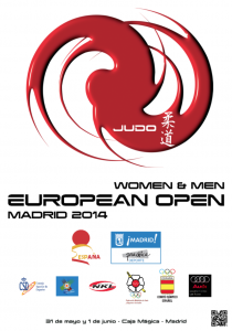 European Open Madrid 2014