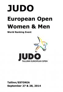 Tallinn European Open 2014