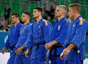 Judo World Junior Team Championships 2013 Ljubljana Slovenia